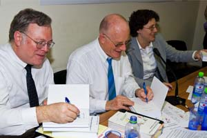 Image for Professors Durham, Clark, and Lindholm at Russian-Language Launch of <em>Freedom of Religion and Belief: A Deskbook </em>– Moscow and Kyiv, 3 and 5 August 2010