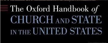 Image for Professor Clark Contributes Chapter to Oxford Church-State Handbook