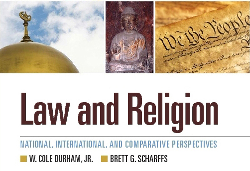 Image for Center Directors Publish Groundbreaking Law and Religion Casebook