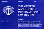 Image for Proceedings of BYU Civil Religion Conference Published in George Washington International Law Review