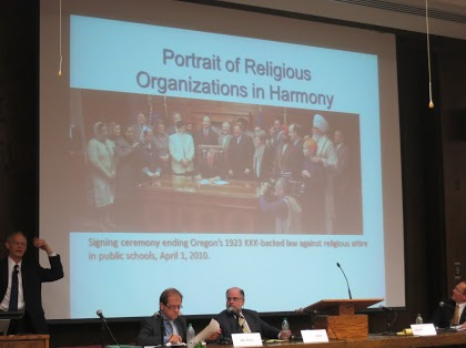 Image for Second Plenary Session: Religious Organizations, Civil Society, and Pluralism
