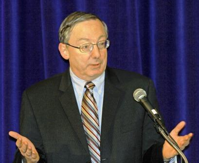 Image for Douglas Laycock Honored at 2012 International Religious Liberty Award Dinner