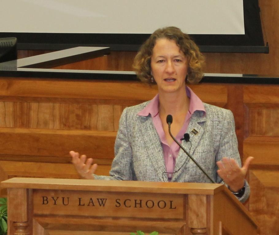 Janet Epp Buckingham