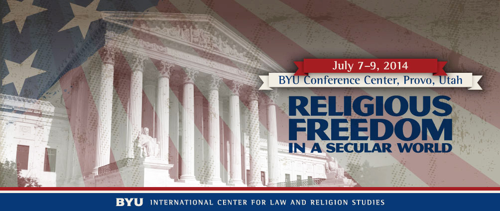 Image for Religious Freedom Annual Review Inaugural: Religious Freedom in a Secular World