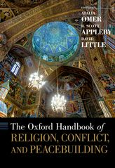Image for Durahm & Clark Chapter in The Oxford Handbook of Religion, Conflict, and Peacebuilding