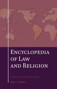 Image for The Brill Encyclopedia of Law and Religion: Center Contributions