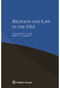 Image for New Publication: Religion and Law in the USA