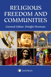 Image for Elizabeth Clark Contributes Chapter to Religious Freedom and Communities