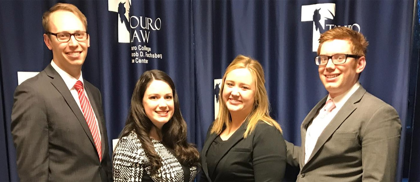 Image for Management Board Students Compete in National Law and Religion Moot Court