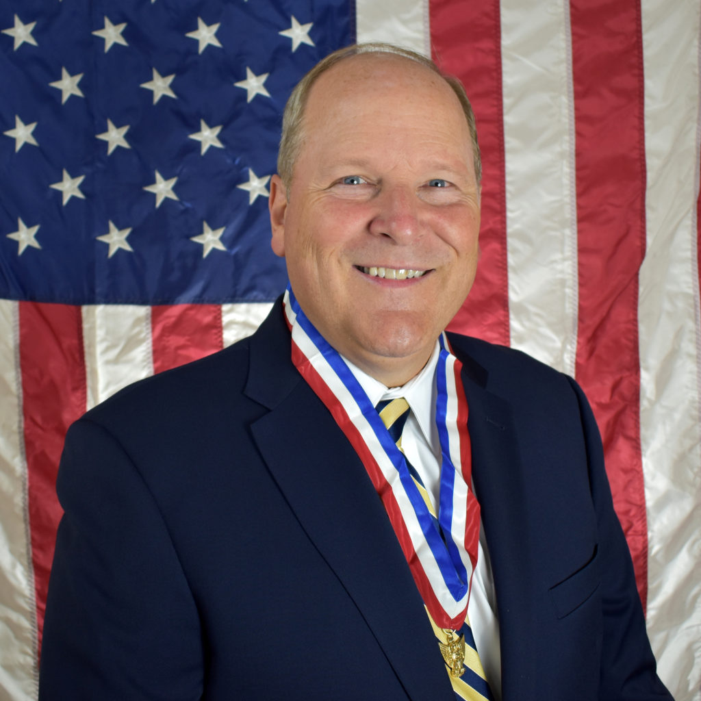 Image for Associate Director Gary Doxey receives Distinguished Eagle Scout Award