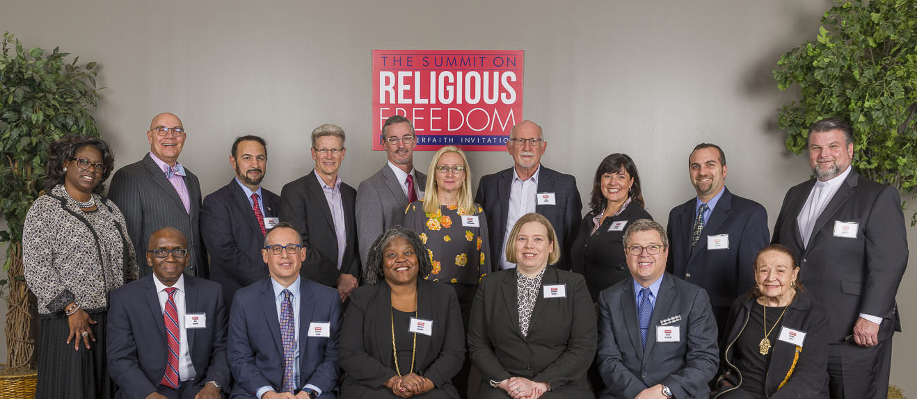 Image for Brett Scharffs  at the Summit on Religious Freedom in Orlando on January 30, 2018