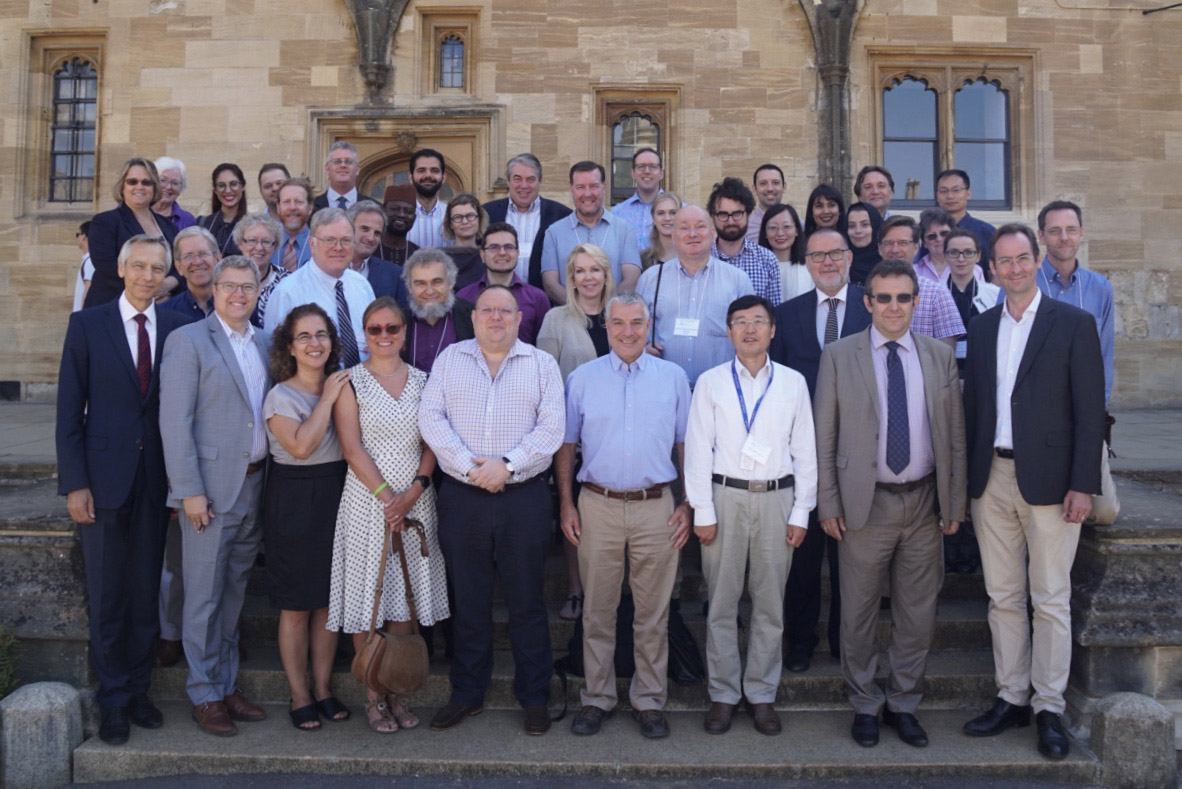 Image for Human Dignity for Everyone Everywhere: ICLRS Cosponsors Conference at Christ Church College, Oxford