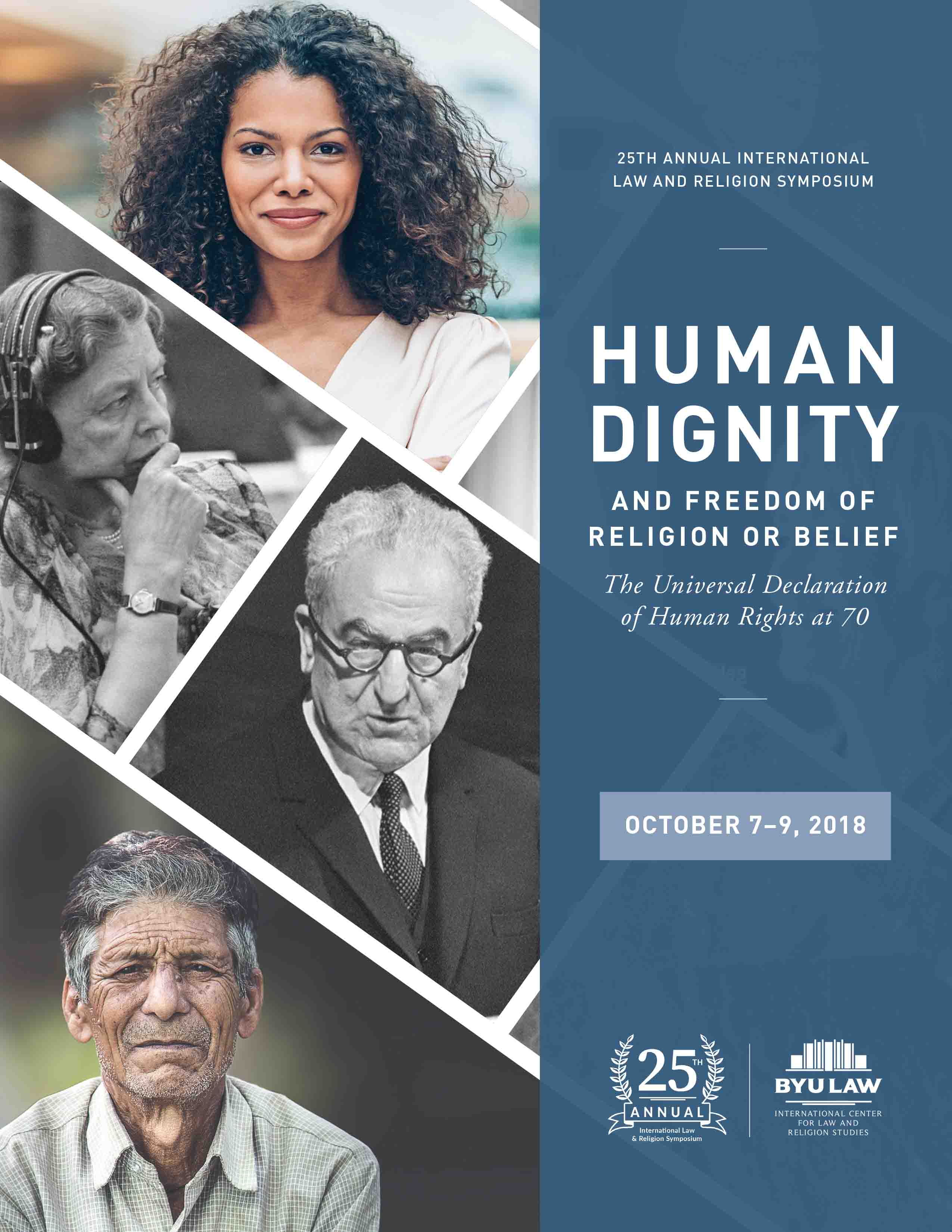 Image for The 25th Annual International Law and Religion Symposium — Protecting Religious Freedom and Dignity: The Universal Declaration of Human Rights at 70