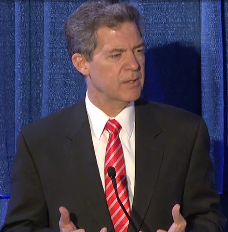 Image for Symposium 2018: Keynote Speaker Sam Brownback